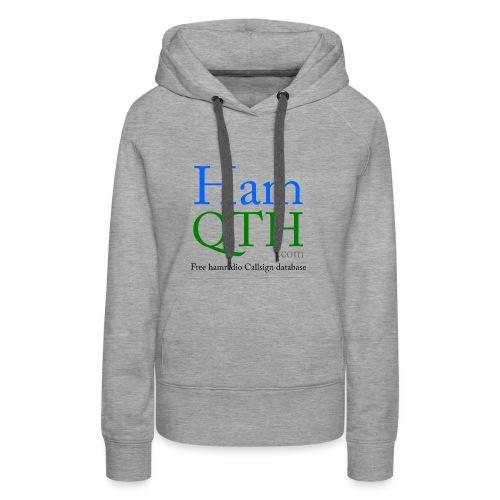 HamQTH - Women's Premium Hoodie
