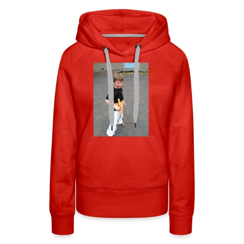 karate T-shirt - Women's Premium Hoodie