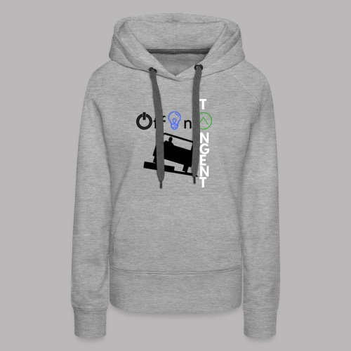 Off On A Tangent - Women's Premium Hoodie