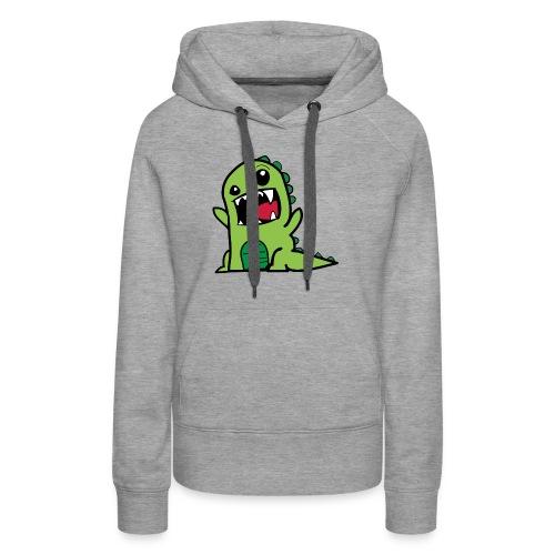 Dinosaurs - Women's Premium Hoodie