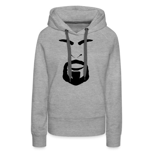 FACES_ANGRY - Women's Premium Hoodie