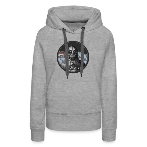 Lukie Mc Fan Logo - Women's Premium Hoodie
