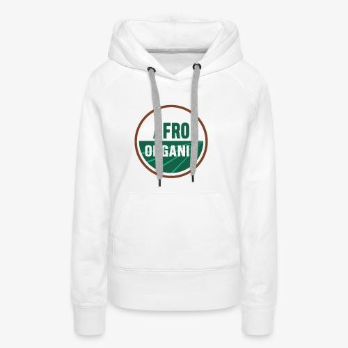 Afro Organic - Women's Premium Hoodie