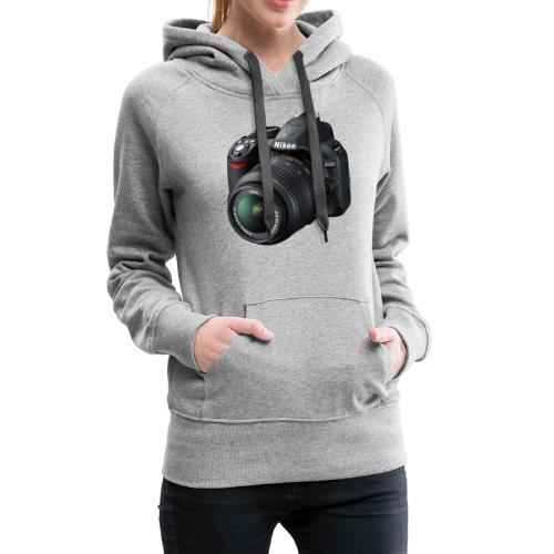 photographer - Women's Premium Hoodie
