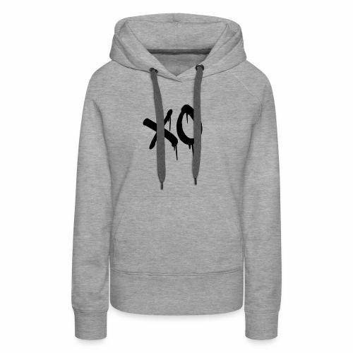 X O Design - Women's Premium Hoodie