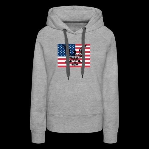 america2 - Women's Premium Hoodie