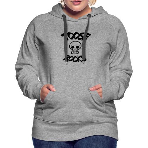 JOOSE Rocks - Women's Premium Hoodie