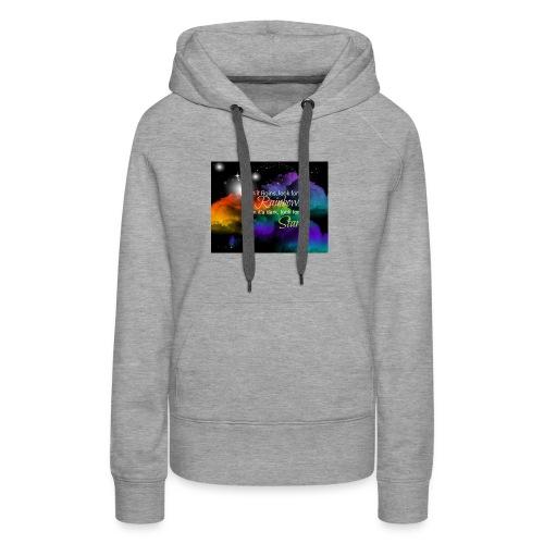 Rainbow - Women's Premium Hoodie