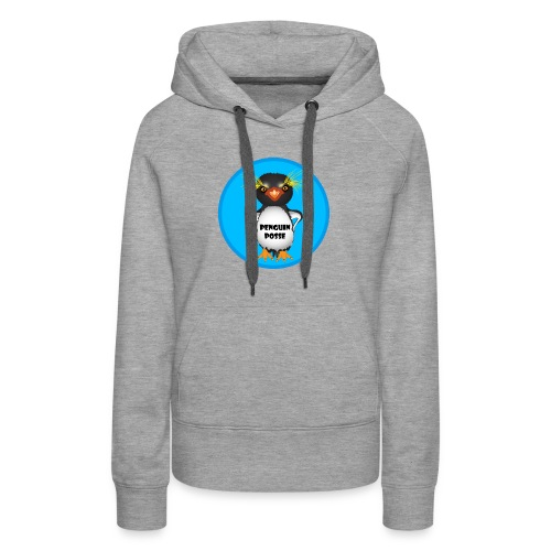 Penguin Posse Merch - Women's Premium Hoodie