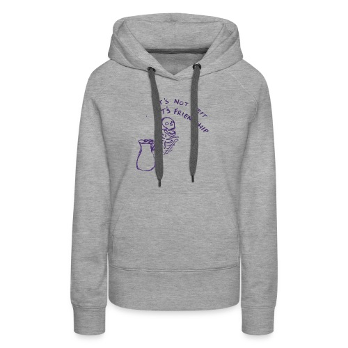 tax n friends - Women's Premium Hoodie