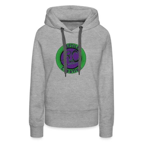 Reptile Creation Logo - Women's Premium Hoodie