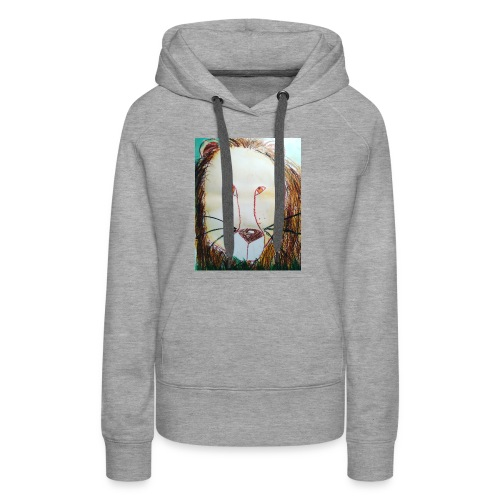 Lion in your life - Women's Premium Hoodie