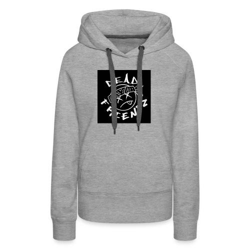 D.E.A.D FRIENDZ Records - Women's Premium Hoodie