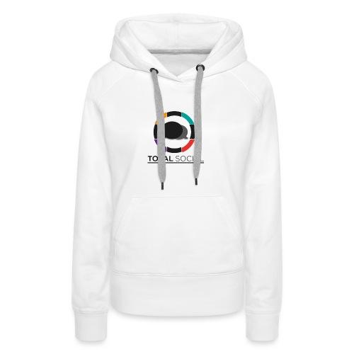 Logo_Total_Social_PNG_03 - Women's Premium Hoodie