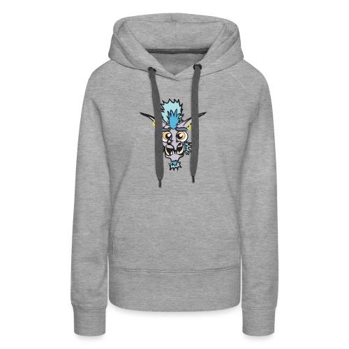 Warcraft Troll Baby - Women's Premium Hoodie