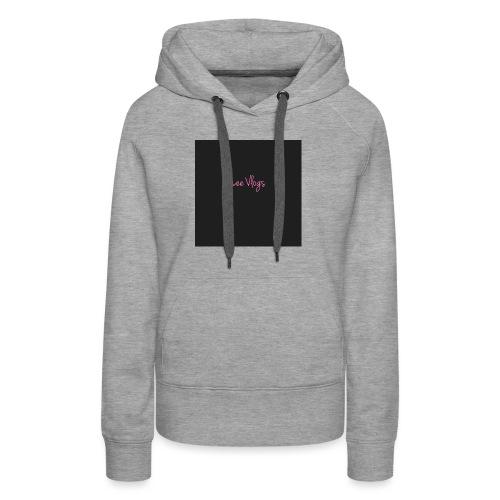 1 Lee - Women's Premium Hoodie