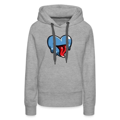 Crazy Heart - Women's Premium Hoodie