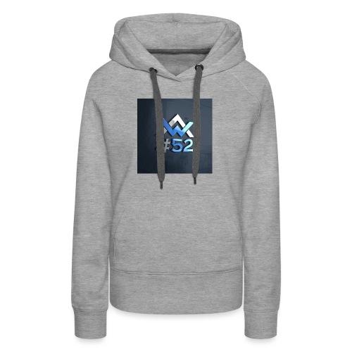 AW Logo - Women's Premium Hoodie