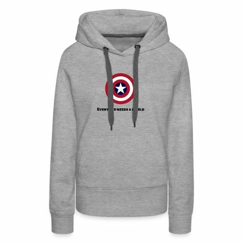 Captain America - Women's Premium Hoodie