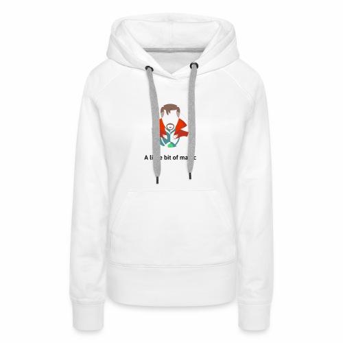 A little bit of magic - Women's Premium Hoodie