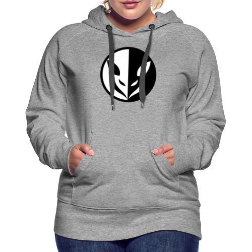Small Animal Logo Illustration - Women's Premium Hoodie