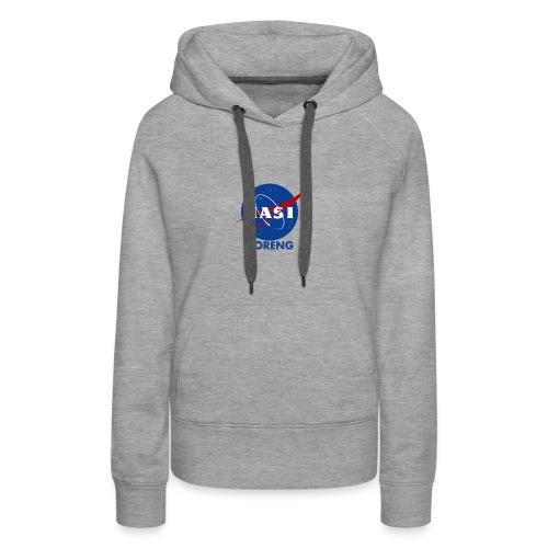 NASA Nasi goreng - Women's Premium Hoodie
