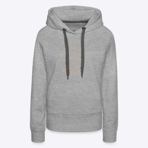 Soldier by choice - Women's Premium Hoodie