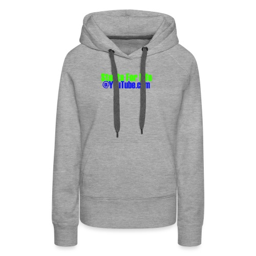 stunts for life - Women's Premium Hoodie