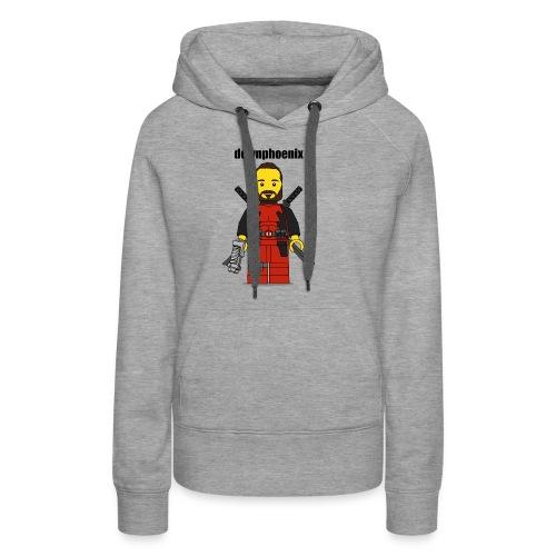 Downphoenix Shirt - Women's Premium Hoodie