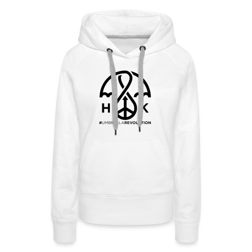 Umbrella Revolution - Women's Premium Hoodie