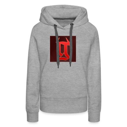 GRTs logo - Women's Premium Hoodie