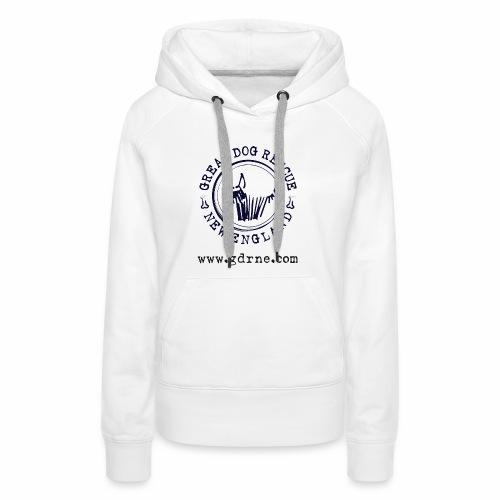 GDRNE Logo - Women's Premium Hoodie