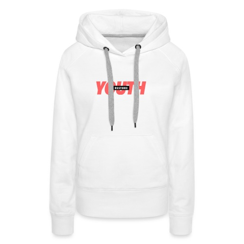Restore Youth Merch - Women's Premium Hoodie