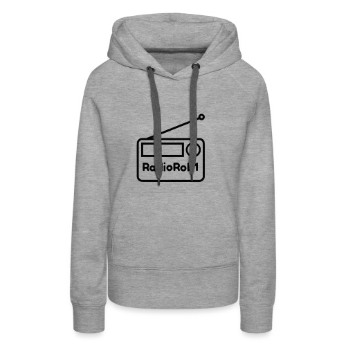 RadioRob1 - Women's Premium Hoodie