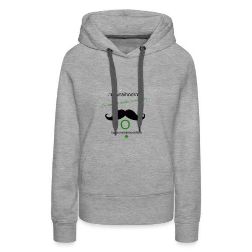 vraihomme - Women's Premium Hoodie