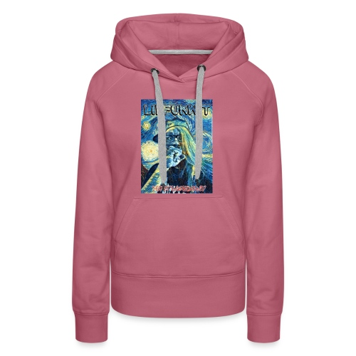 LIL fukwit YO - Women's Premium Hoodie