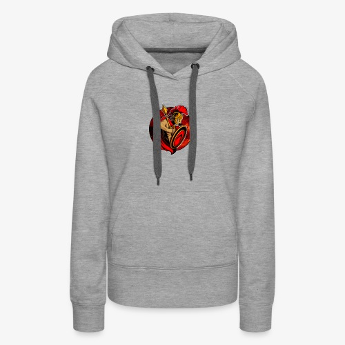 New Logo Trojenz without txt png - Women's Premium Hoodie