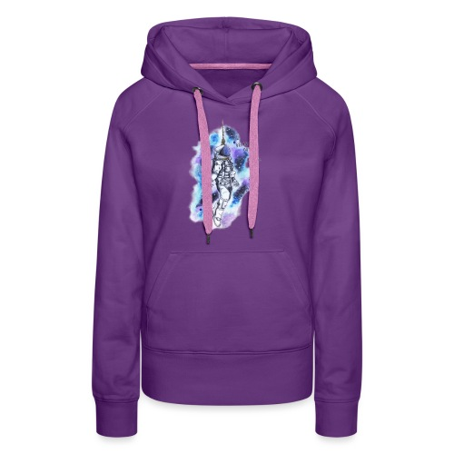 Get Me Out Of This World - Women's Premium Hoodie
