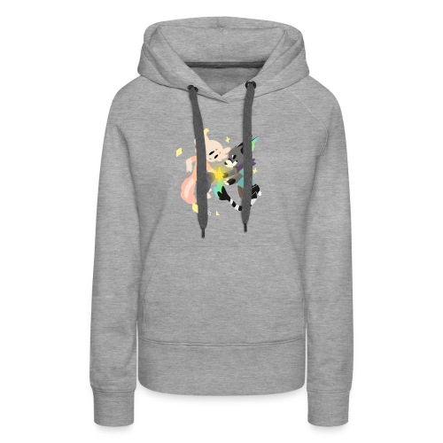 Coffee and Souchi - Women's Premium Hoodie