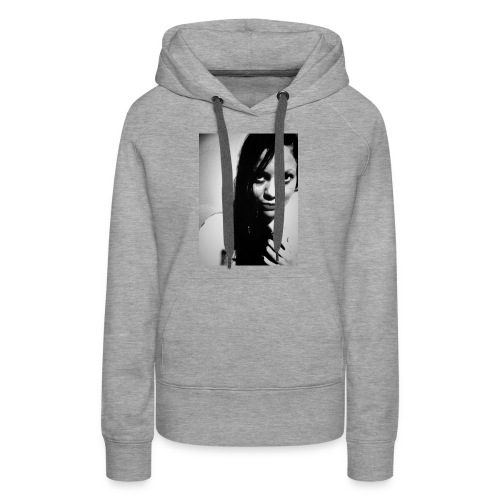 model picture - Women's Premium Hoodie