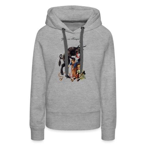 Krampus - Women's Premium Hoodie