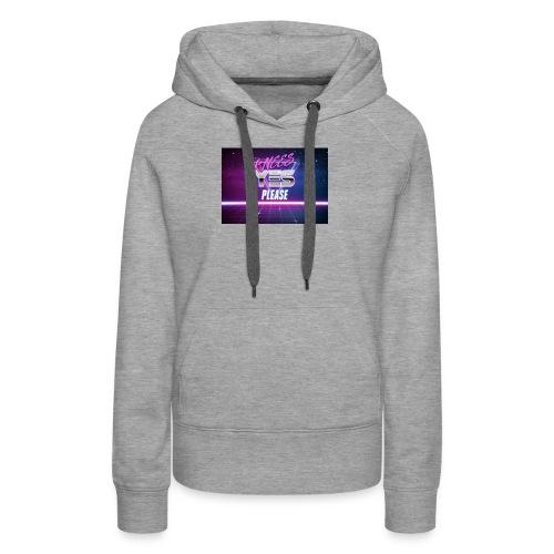 YESH Pweash - Women's Premium Hoodie