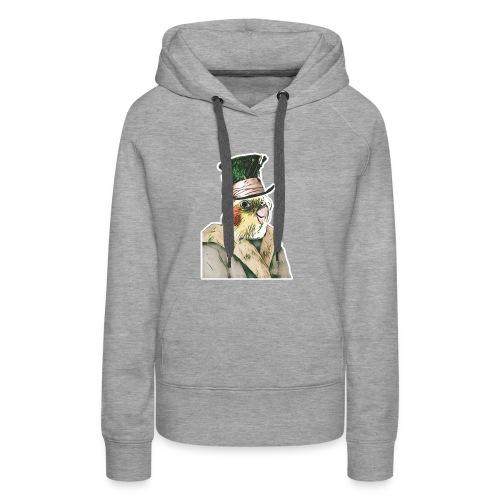 Popug of Money - Women's Premium Hoodie