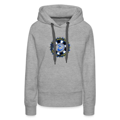 Night Owls Gaming Logo - Women's Premium Hoodie