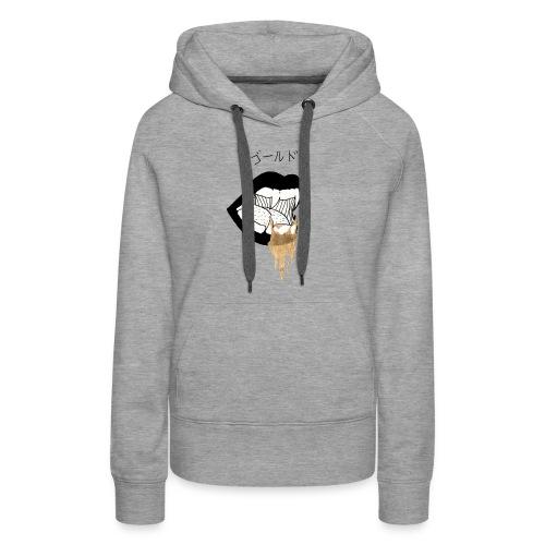 Gold Bite - Women's Premium Hoodie