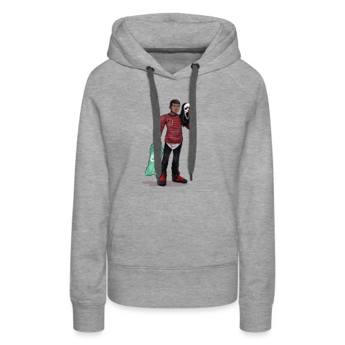 Scary Terry In Designers - Women's Premium Hoodie