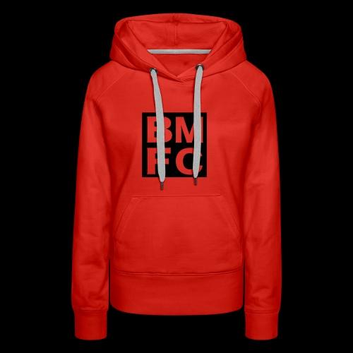 Black Man Fan Club | BMFC - Women's Premium Hoodie