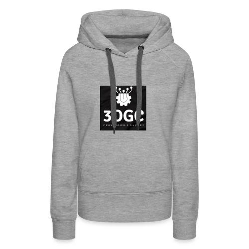 3OGC PUBG mobile - Women's Premium Hoodie