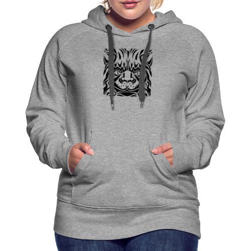 Cat's Head - Women's Premium Hoodie