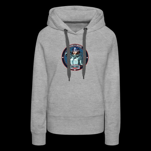 Surlana Badge - Women's Premium Hoodie